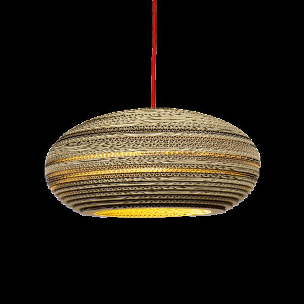 Kartonnen Tarwin Hanglamp