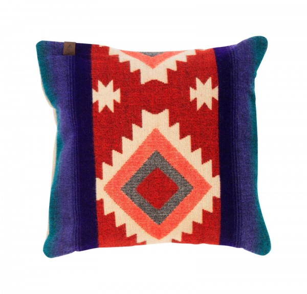 Native Pillow Red