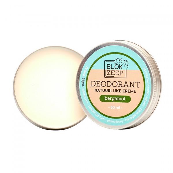 Deodorant Crème - Bergamot