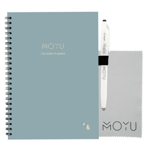 Moyu x Dennis Storm - Notebook
