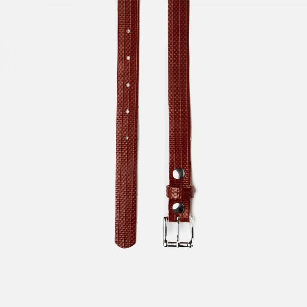 Narrow Flame Belt