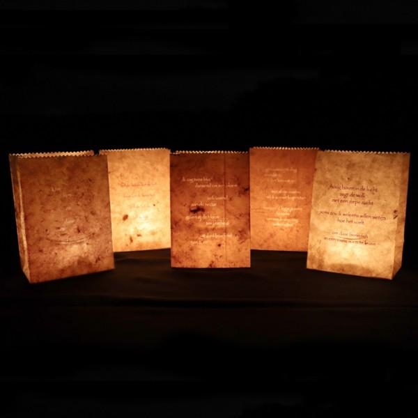 Candlebags Zomergedichten