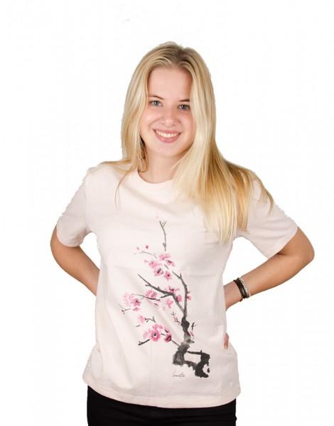 Cherry Blossom Heavy T-shirt