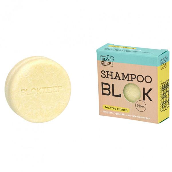 Shampoo Bar Tea Tree & Citroen