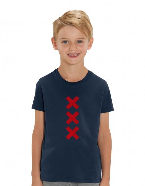 XXX Amsterdam T-shirt (Suede)