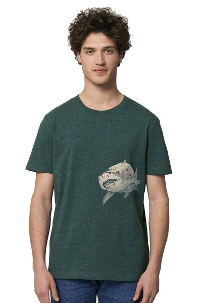 Shark T-shirt By Lou Santos