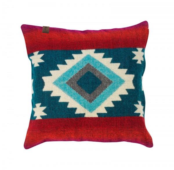 Native Pillow Blue