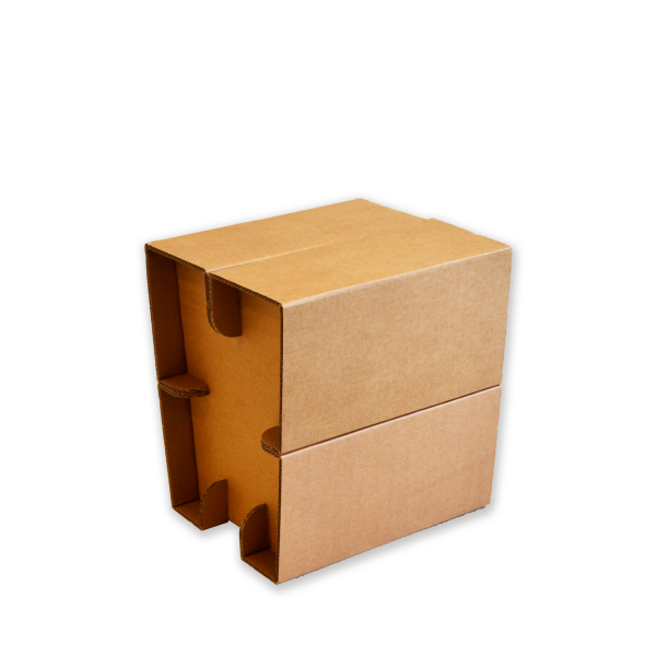 Duurzame Kartonnen Blok Kruk