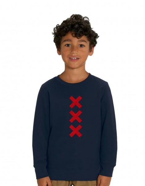 XXX Amsterdam Sweater (Suede)