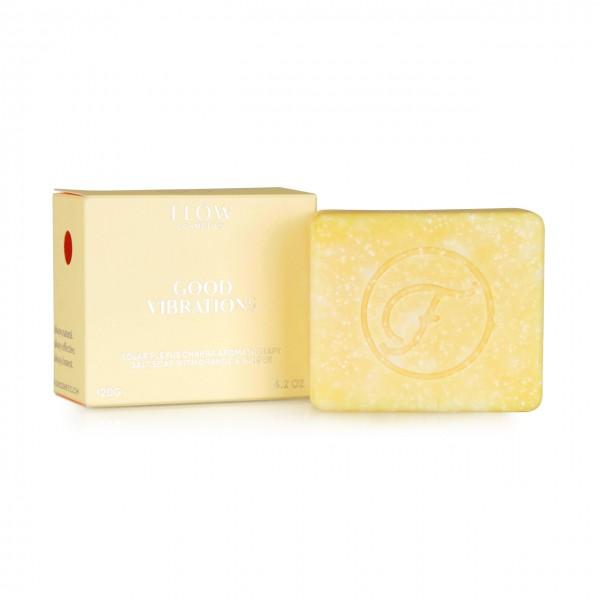 Good Vibrations - Aromatherapeutische zeep voor lichaam en haar