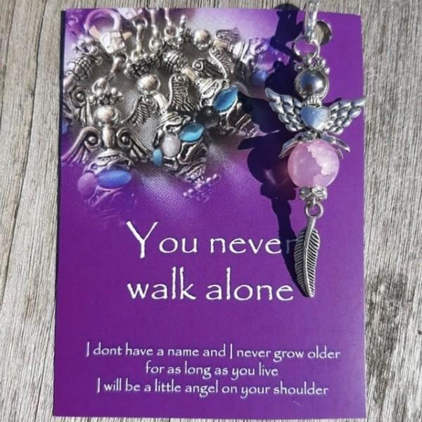 1 You Never Walk Alone Geluksengel Lipinki