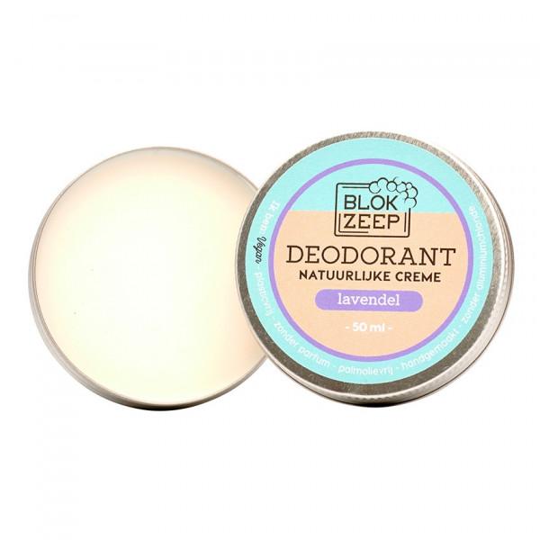 Deodorant Crème - Lavendel