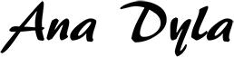 Ana Dyla