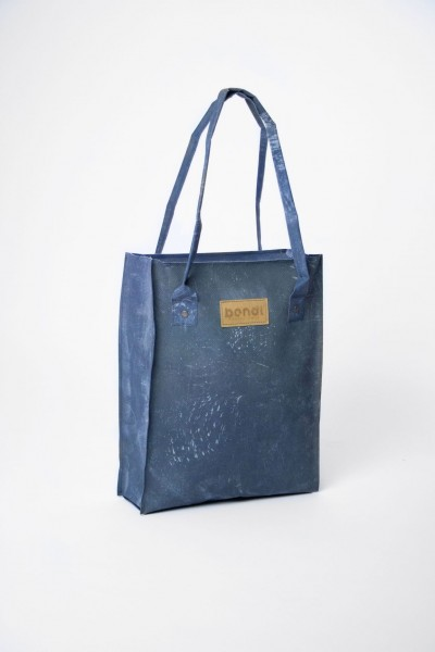 Bendl Shopper Ripped Blue