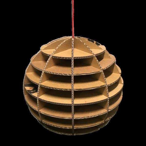 Kartonnen Clisson Lamp