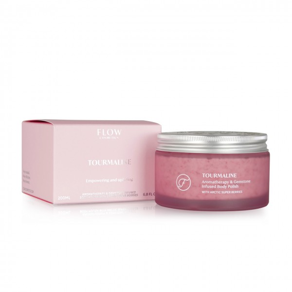 Tourmaline- Aromatherapie & Edelsteen Body Polish