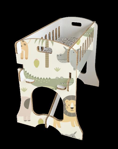 Babywieg - Papercrib Safari