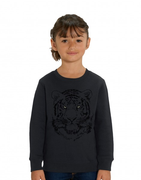 Black Tiger Sweater