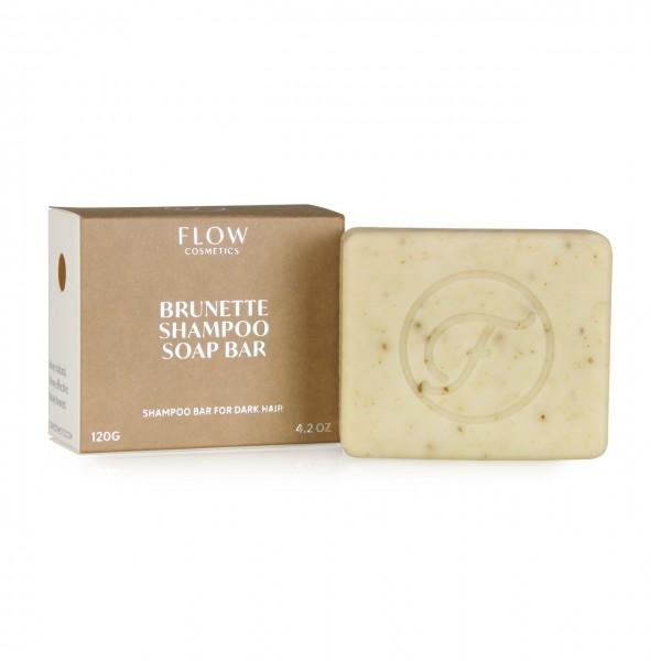 Brunette - Shampoo bar voor geverfd/natuurlijk donker haar