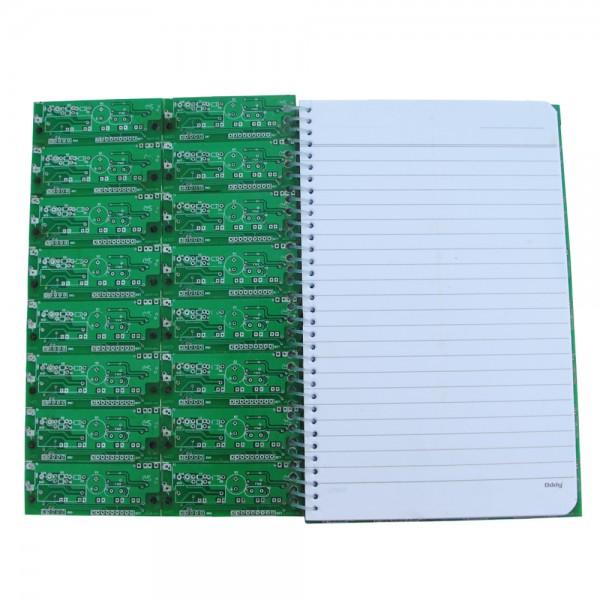 Notitieboek van moederbord