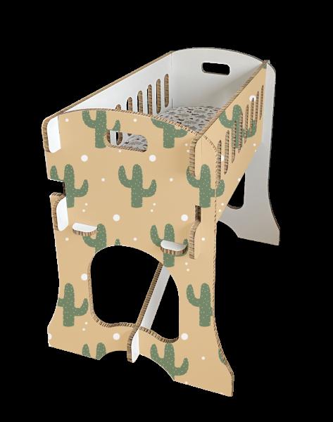 Babywieg - Papercrib Cactus