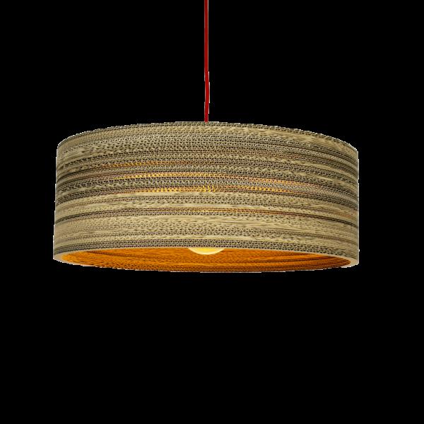 Kartonnen Tolmin Hanglamp (Maat L)