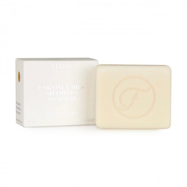 Coconut Milk - Moisturizing Shampoo bar voor droog en grof haar