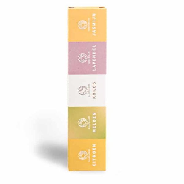 Shampoo Bars proefpakket