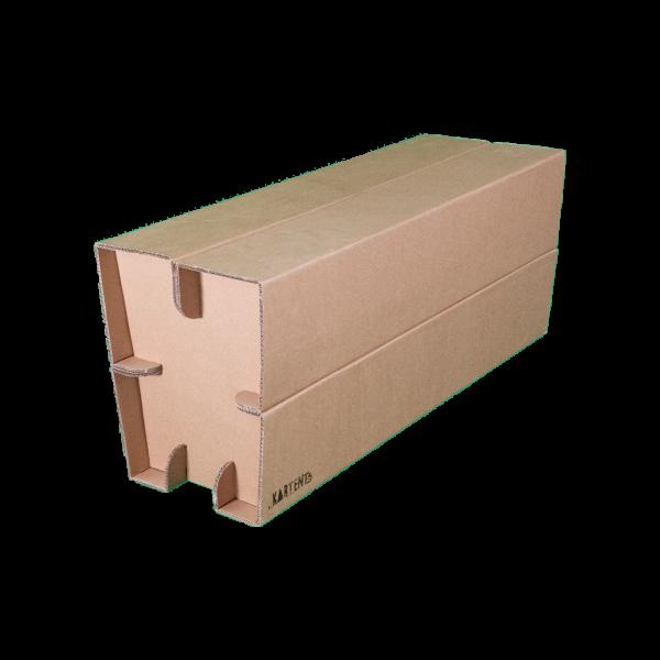 Duurzame Kartonnen Kruk Bank