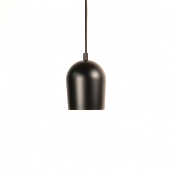 Archy Black Ceiling Small