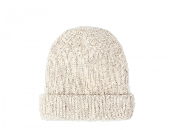 Knitted Hat Beige