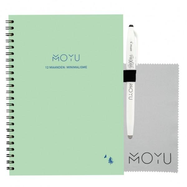 Moyu x Dennis Storm - 12 maanden Minimalisme