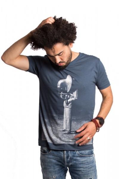 Heartcore T-shirt - Bamboo