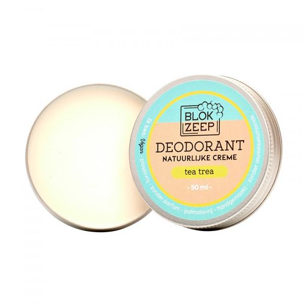Deodorant Crème - Tea Tree