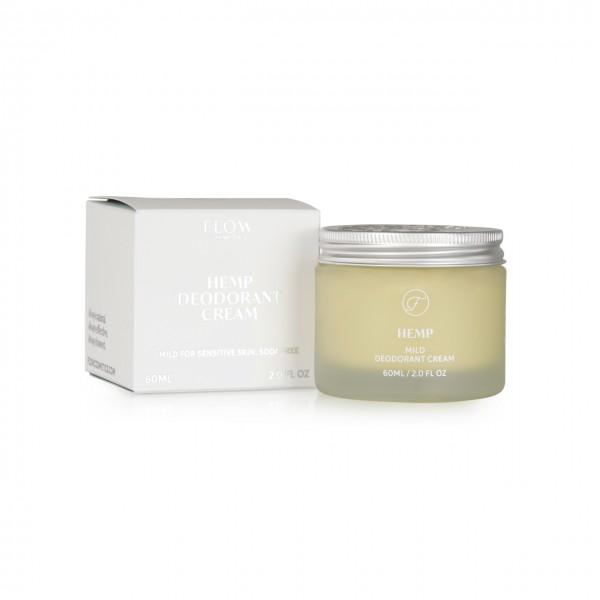 Hemp Natuurlijke Deodorant - Voor gevoelige huid