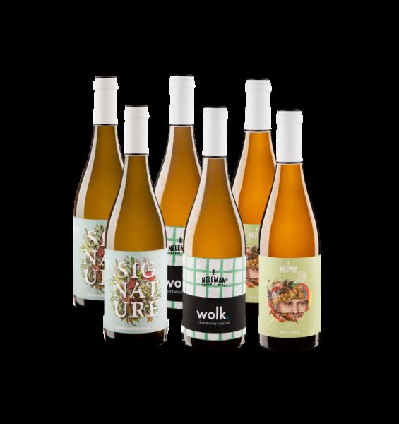 Biologisch Wit Wijnpakket Neleman