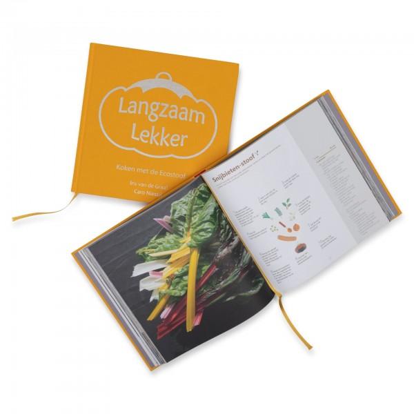 Ecostoof Langzaam Lekker Kookboek