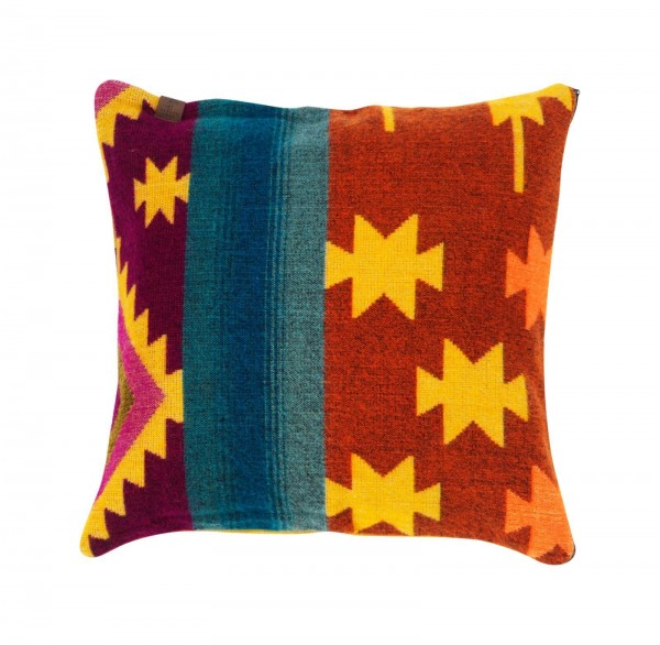 Native Pillow Ocher