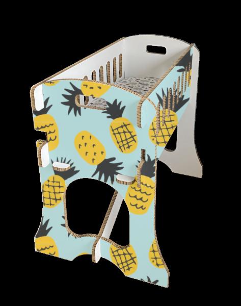 Babywieg - Papercrib Ananas