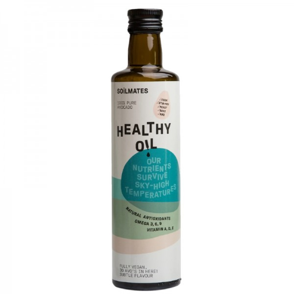 Healthy Avocado Oil (3x 500ml)
